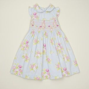 VGUC, Laura Ashley, Cap Sleeve Dress Sz. 2T